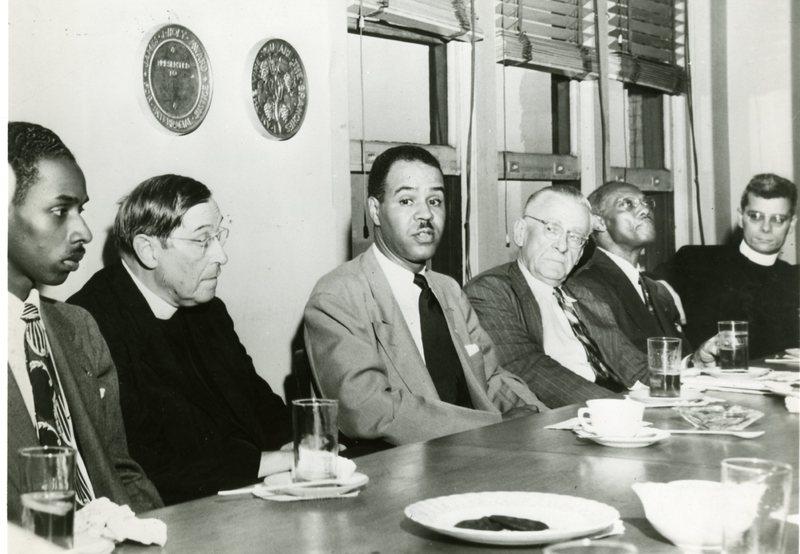 Roy Wilkins at CICNY Forum