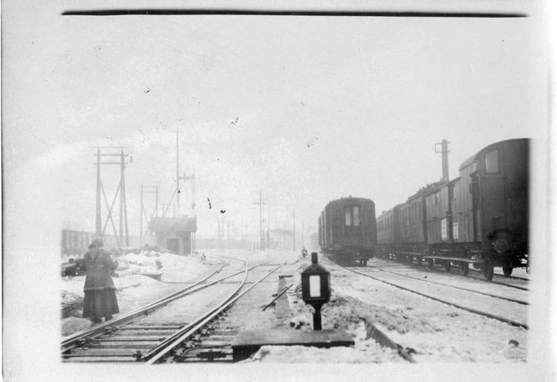 Female Railway Worker- WWI