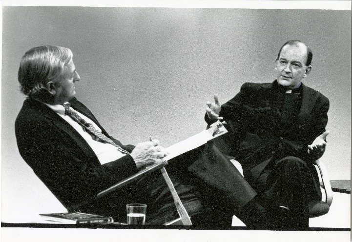 Richard Neuhaus and Wm. Buckley TV