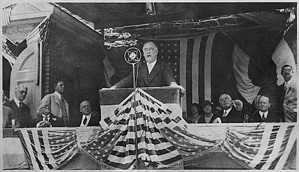 """Speech Delivered to the New York State Democratic Convention,"" September 29, 1936"