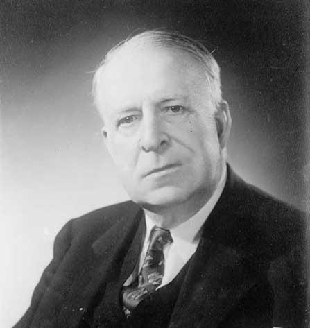 Senator David I. Walsh, ca. 1940