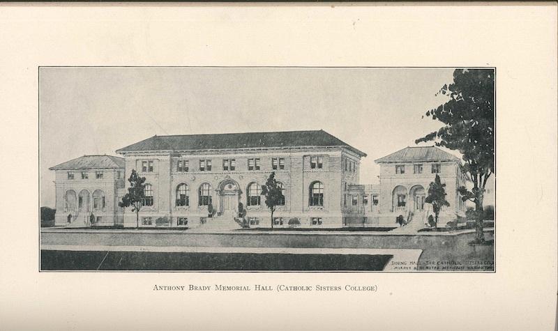 Anthony Brady Memorial Hall (Catholic Sisters College)