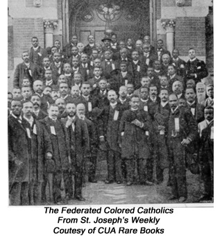 The Federated Colored Catholics<br />