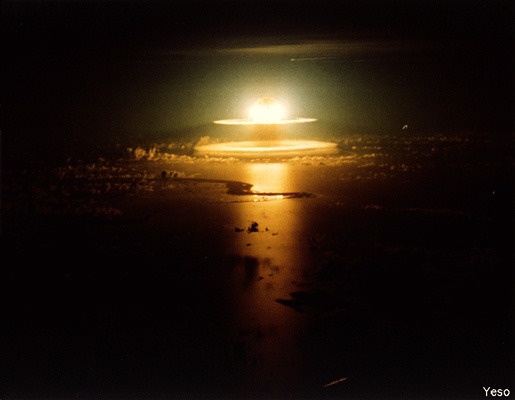 Nuclear Test Image Yeso