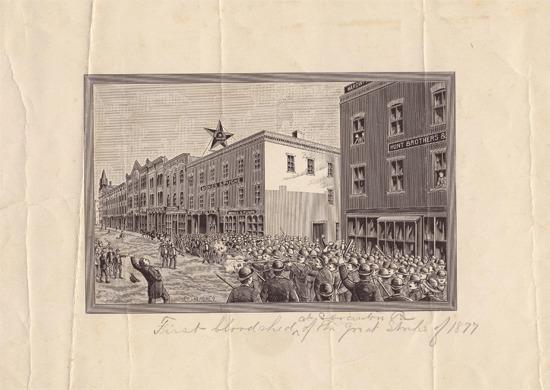 Scranton Strike of 1877