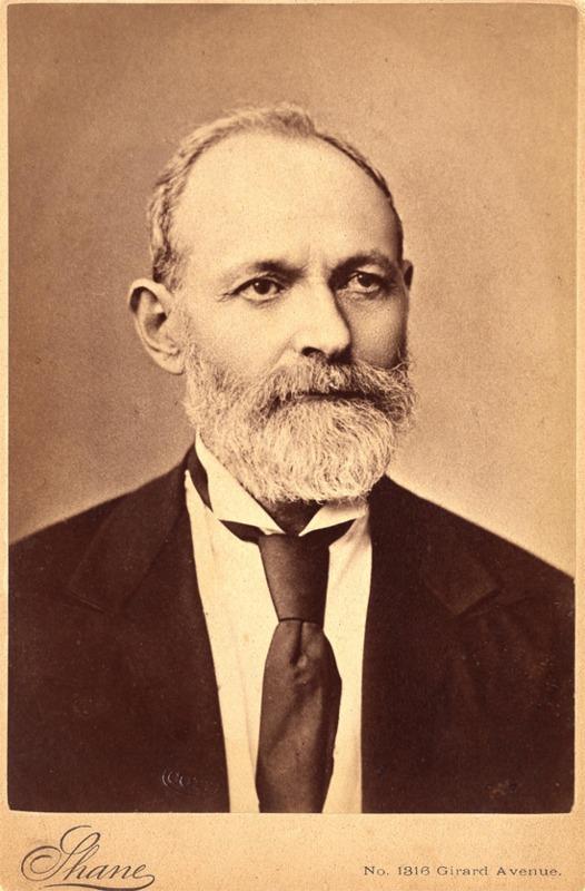 Uriah S. Stephens, 1879