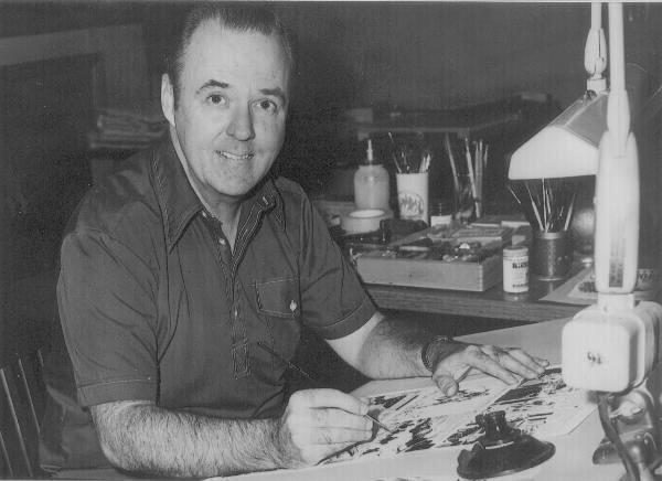 Joe Sinnott, ca. 1963