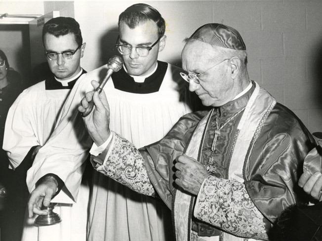 Archbishop Joseph E. Ritter