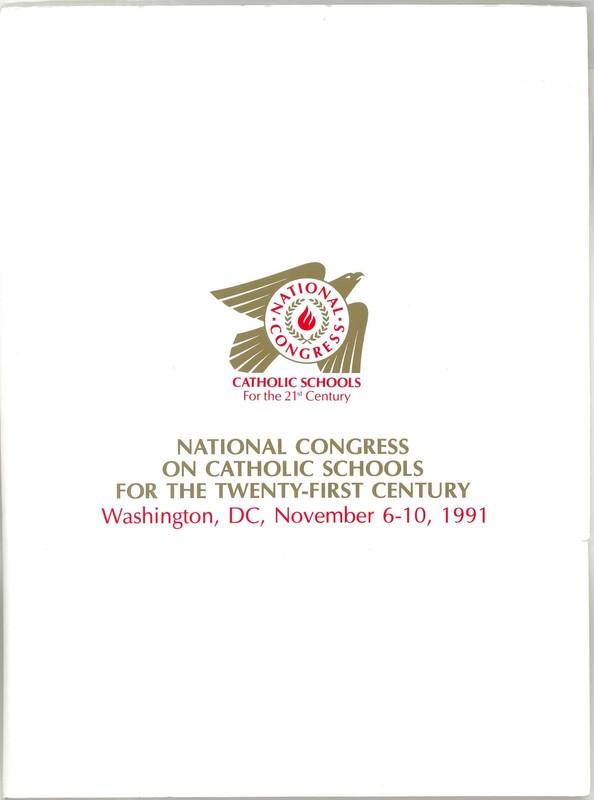 National Congress on Catholic Schools for the Twenty-First Century