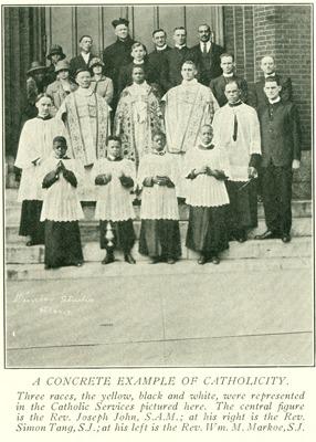 Image from <em>The Chronicle</em>' September 1931