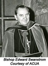 Bishop of Columbus Edward Swanstrom