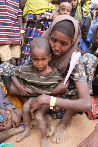 Somali Refugees- CRS