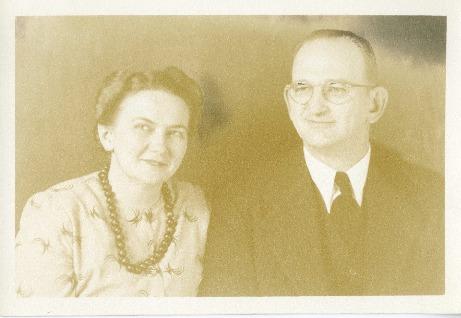 Richard Neuhaus' Parents, Clem and Ella Neuhaus