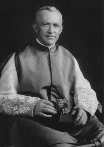 Msgr. John J. O'Grady, 1938