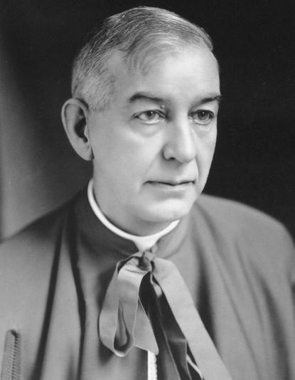 Rev. John J. Burke