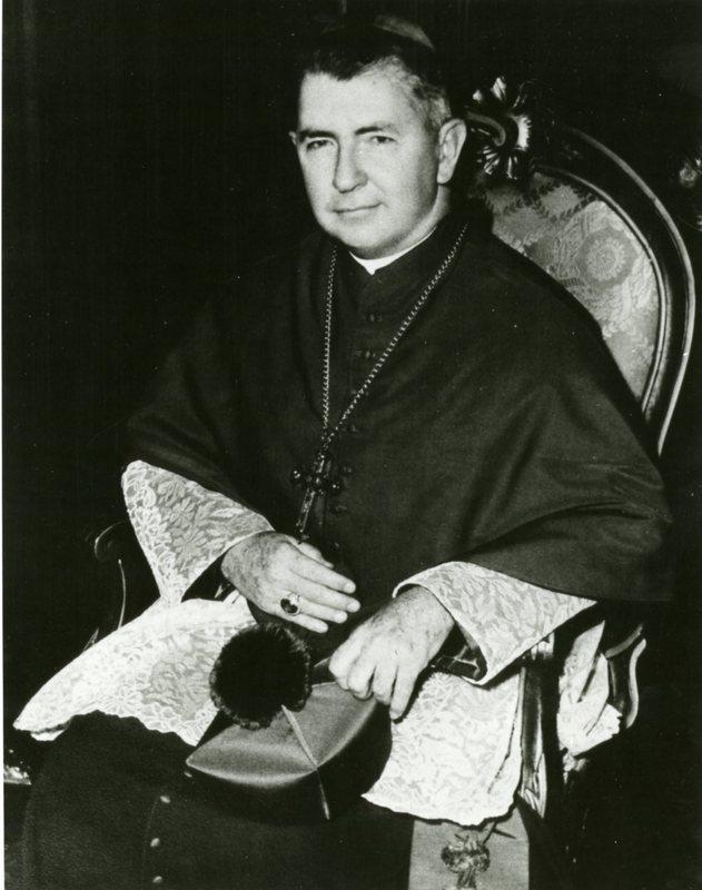 Archbishop Paul Hallinan
