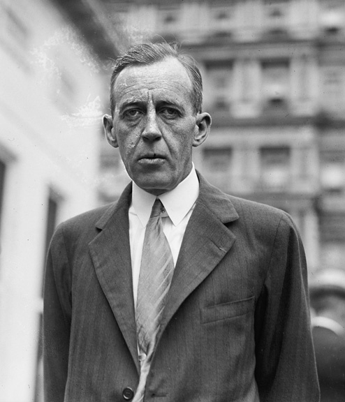 Senator David A. Reed, 1922<br />
