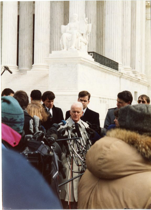 William Bentley Ball after Zobrest case