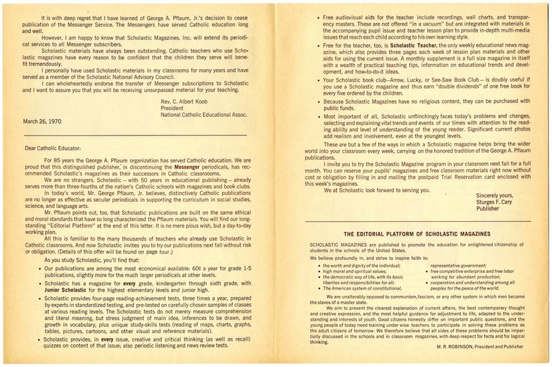 YCM Teacher's Edition, Vol. 86, No. 26
