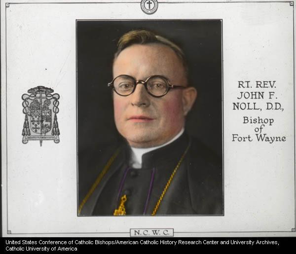 Bishop John F. Noll