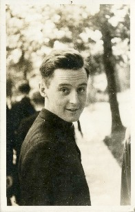 George Higgins at CUA in 1940-41