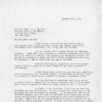 Letter from Rev. John O'Grady to Rev. Mgr. M.J. Splaine, October 16, 1918
