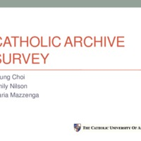 ChoiCatholic Archive Survey-pdf.pdf