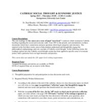 UelmanCST and Econonmic Justice.Spring 2015 Syllabus.pdf