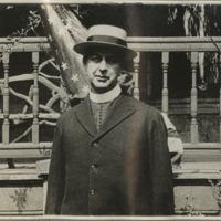 John J. Burke, ca. 1918