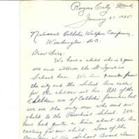 Handwritten letter dated Jan 2chmidt of Rogers City Michigan 1.jpg