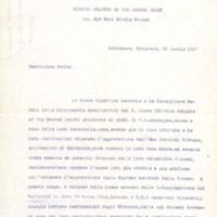 Correspondence with Rome 1917.pdf