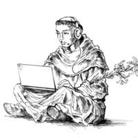 Monk sketch.GIF