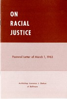 """""""On Racial Justice"""""""