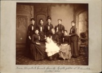 Women at the Knights of Labor General Assembly, 1886