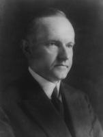 President Calvin Coolidge, 1923