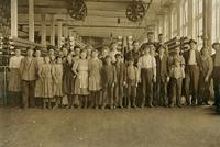 North Carolina mill children