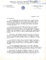 Letter from Paul Tanner to Unknown, February 4, 1966