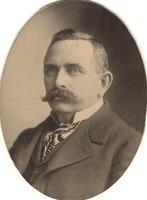 Rep. John L. Burnett, D-Alabama, ca. 1885