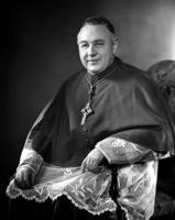 Archbishop of Baltimore Francis P. Keough, ca. 1950