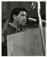 Cesar Chavez speaking