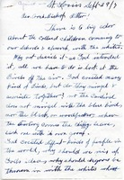 Letter opposing St. Louis integration by unknown author